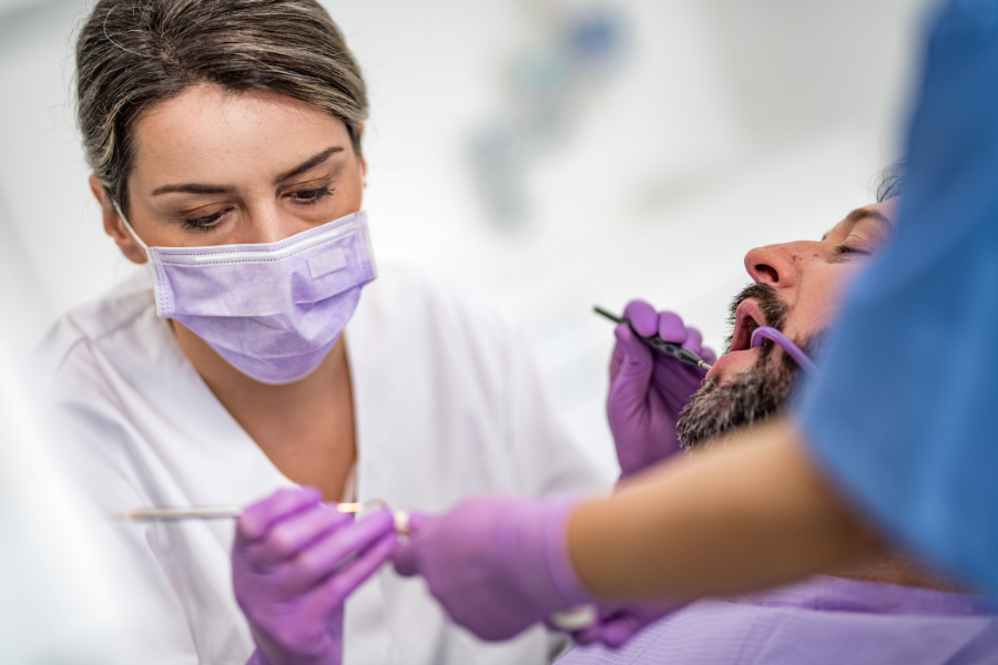 Why is it necessary to put a cap over the teeth after root canal treatment?