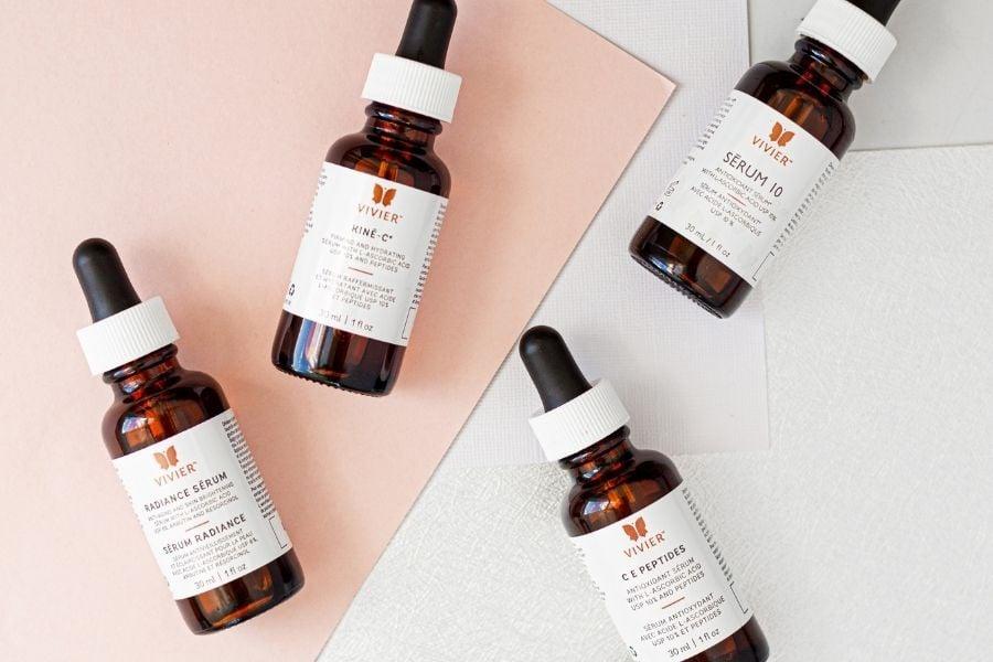 Vivier's pharmaceutical skincare