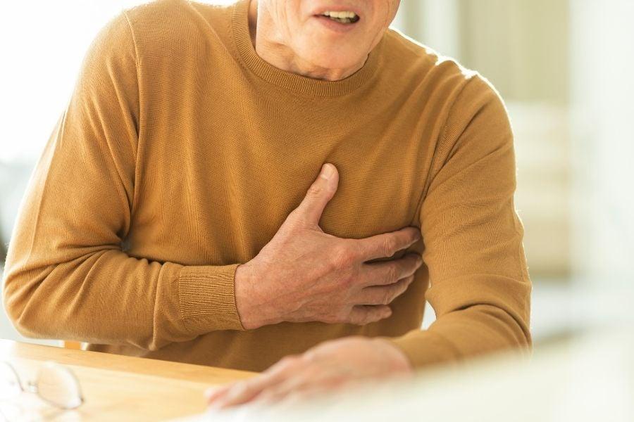cardiovascular disease in men